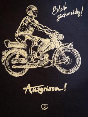 Ausgrissn! Shirt